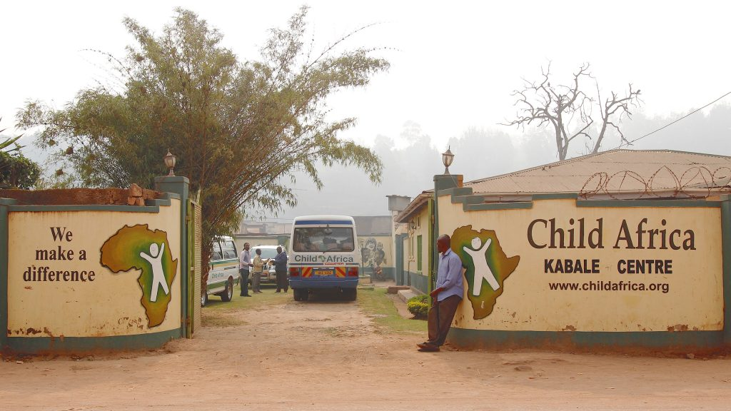 Child Africa's headquarters in Kabale, Uganda.
