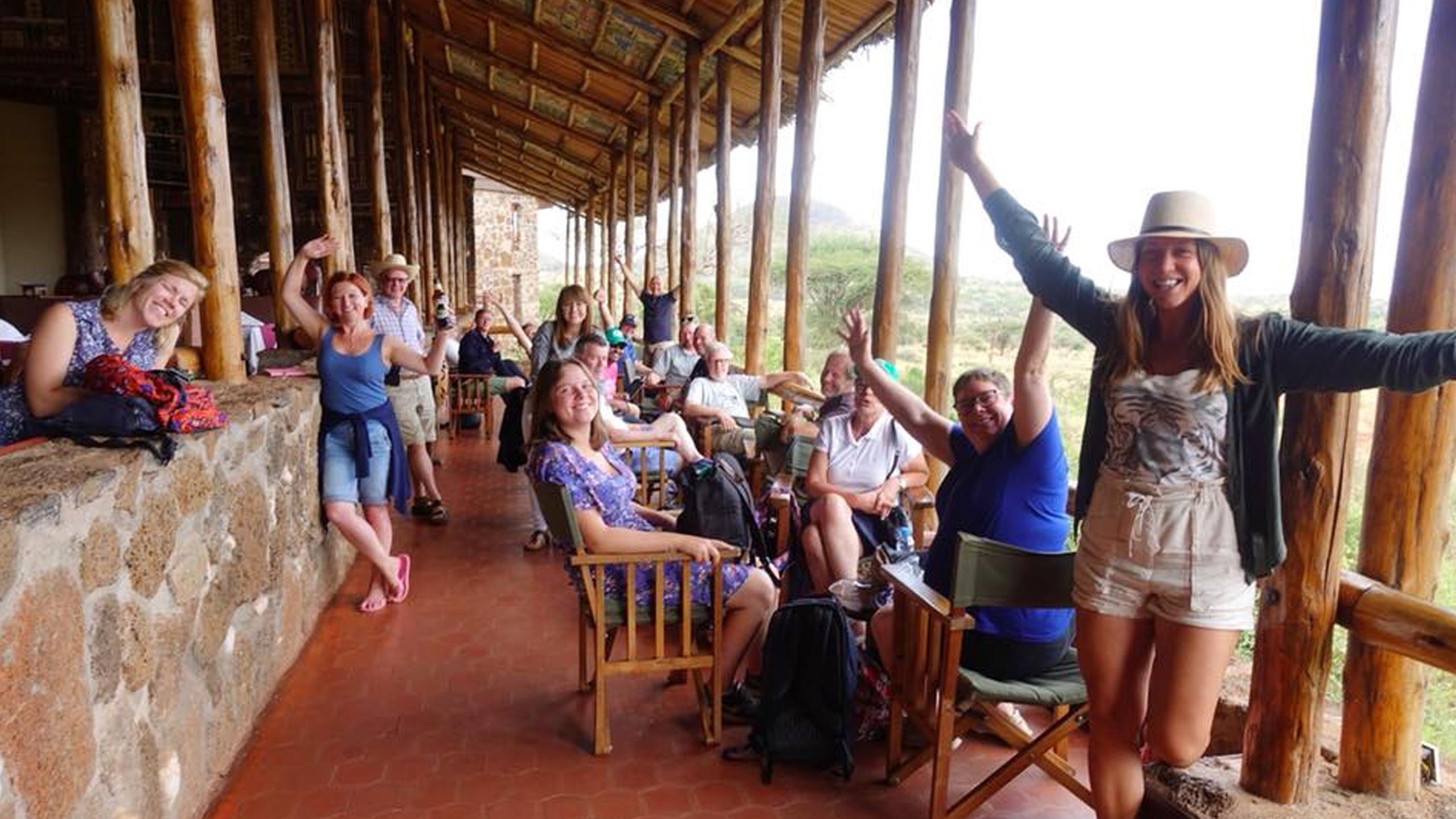 Visiting Tsavo's national park